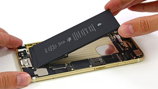 замена аккумулятора на iphone 6 москва